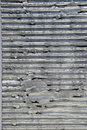 Free Metal Finish On Wall. Stock Photography - 21044972