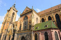 Free Cathedral Colmar Stock Image - 21046191