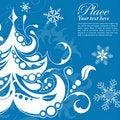 Free Christmas Frame Royalty Free Stock Image - 21047156