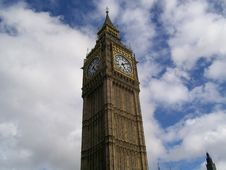 Free Big Ben Royalty Free Stock Images - 21041799