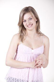 Free Nice Girl Royalty Free Stock Photo - 21041845