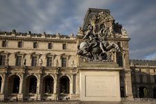Free Louis XIV Statue, France Royalty Free Stock Photos - 21041888