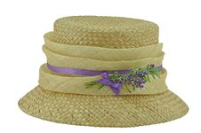 Free Hat With Lavender Trim Royalty Free Stock Photography - 21042007