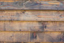 Free Horizontal Wooden Fence Texture Close Up Royalty Free Stock Photo - 21042455