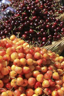 Free Cherries Stock Photography - 21043912