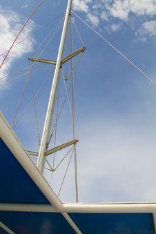 Free Boat Mast Royalty Free Stock Photos - 21044438