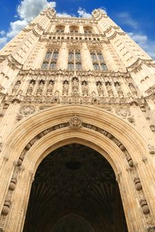 Free Westminster Abbey Closeup, London Royalty Free Stock Photography - 21044587