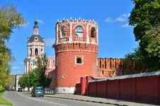 Free Cloister In Russia Stock Photography - 21044662