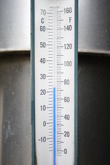 Free Thermometer Stock Photo - 21045960