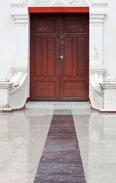 Free Old Door Stock Photo - 21045970