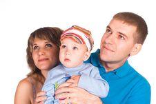 Free Nice Family Portrait Stock Photography - 21047452