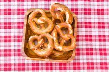 Bavarian Breakfast Royalty Free Stock Photos
