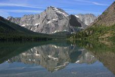 Free Mountain Reflection Stock Photo - 21047730