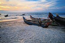Free Fish Boats Royalty Free Stock Image - 21048186