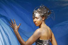 Free Beautiful Mermaid Stock Images - 21048264