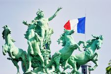 Free Equestrian Statue Stock Photography - 21048282