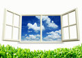 Free Open Window Royalty Free Stock Image - 21050896