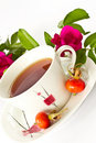Free Tea With Rosehip Royalty Free Stock Photo - 21052155
