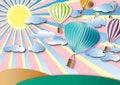 Free Balloon Adventure Stock Photos - 21052723