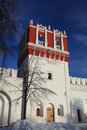 Free Russia. Moscow. Novodevichiy Monastery Royalty Free Stock Image - 21053166