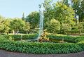 Free Triton With Sea Monster Fountain, Peterhof Stock Photography - 21055012