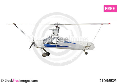 Free The Image Of Helicopter Royalty Free Stock Images - 21055809