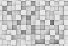 Free Cubes Background Royalty Free Stock Photos - 21050098