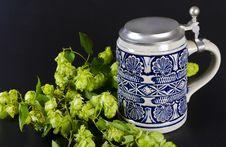 Free Beer Mug Royalty Free Stock Photography - 21050517