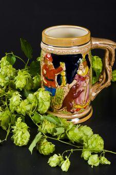 Free Beer Mug Stock Photo - 21050690