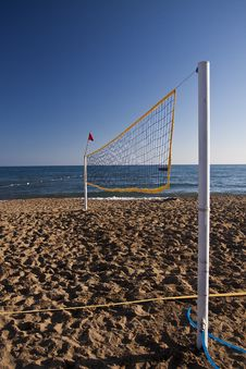 Free Beach Volley Stock Photos - 21050923