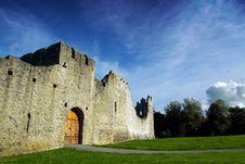 Free Adare Castle Co. Limerick Ireland Stock Image - 21052401