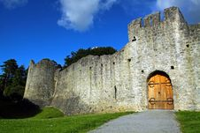 Free Adare Castle Co. Limerick Ireland Royalty Free Stock Photo - 21052475
