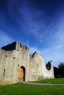 Free Adare Castle Co. Limerick Ireland Stock Photos - 21052633
