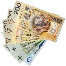 Free Polish Money Royalty Free Stock Photography - 21052907