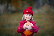 Free Little Red Riding Hood Royalty Free Stock Image - 21053596