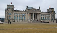 Free The Reichstag Building In Berlin Stock Photos - 21054083