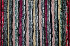 Native American Rug Background Royalty Free Stock Photo