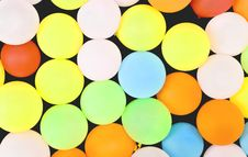 Free Colored Balloons Royalty Free Stock Images - 21056469