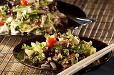 Free Salad Royalty Free Stock Photography - 21058477
