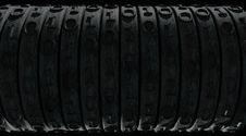 Free Rusty Binary Digit Wheels Stock Image - 21059471