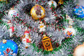 Free New Year S Tinsel Stock Photo - 21067050