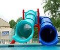 Free Water Slides Royalty Free Stock Photos - 21067228