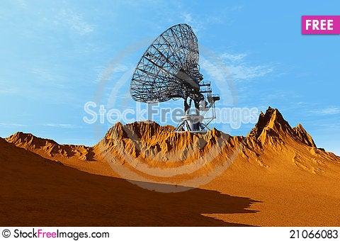 Free The Radar Stock Photos - 21066083