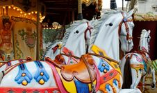 Free Merry-go-round Royalty Free Stock Photography - 21060147