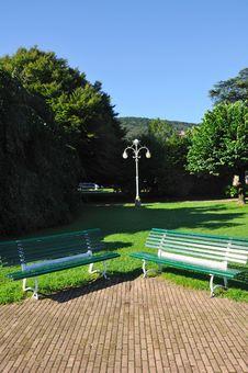 Free City Park Royalty Free Stock Photo - 21060235