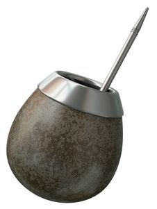Free Yerba Cup Stock Image - 21060661