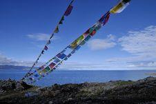 Free Tibet Plateau Landscape Stock Photo - 21060760