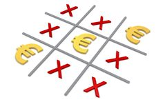 Free Tic Tac Toe Stock Photography - 21060842