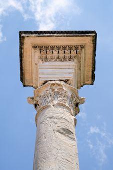 Free Marble Column Stock Photo - 21061230