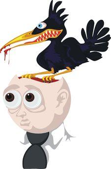 Free Bird-braineater Stock Photos - 21062113